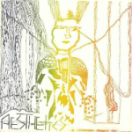 The Aesthetics 7in Vinyl EP - Produced by Ethan James  1981