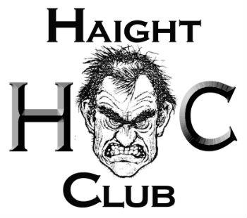 Original Haight Club Logo small