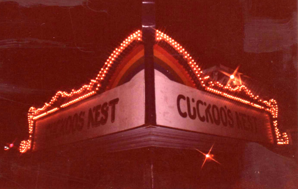 cuckoos nest sign